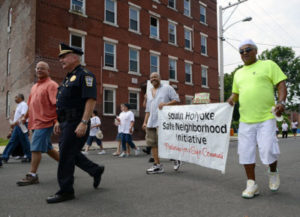 Safe Neighborhood Initiative in South Holyoke